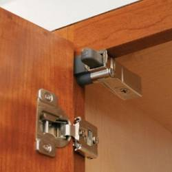 Existing cupboards, can be upgraded with soft  close mechanisms.|Soft close hinge|Briton is a popular make of overhead door closer||